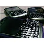 Lots of models, but no 4G BlackBerry (Photo credit: Honou)
