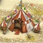 Royal Envoy Circus Tent