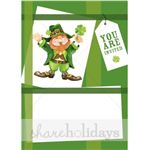 Share Holidays Leprechaun Clipart