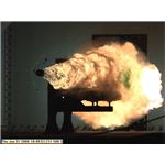 Test Firing a RailGun - Taken from Wikimedia Commons