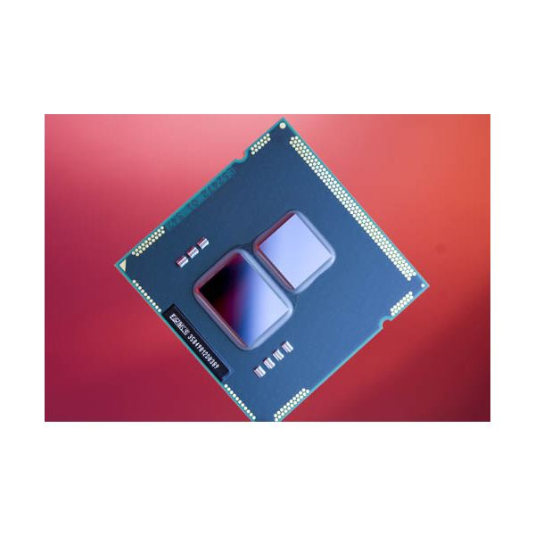 a comparison of the intel and amd microprocessors Intel and amd have shown off the first collaboration between the two rival  companies: an intel core processor with an onboard amd gpu to take  on the  new chips compared to a three-year-old system with an intel core i7.
