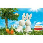 Easter Bunny Love Wallpaper