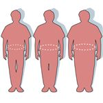 """Obesity and waist circumference"" by FDA/Renée Gordon/Wikimedia Commons"