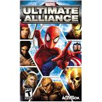 Marvel Ultimate Alliance Boxshot