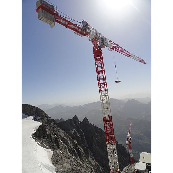 What Are The Different Types Of Cranes : Different types of cranes used in construction industry