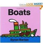 Boats by Byron Barton