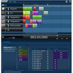 Magix Music Maker Interface