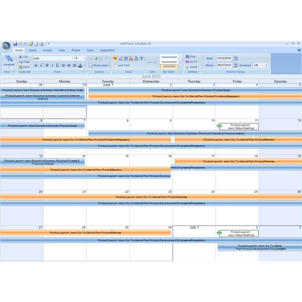 AEC FastTrack Schedule 10 Review: New Features & Enhanced Capabilities