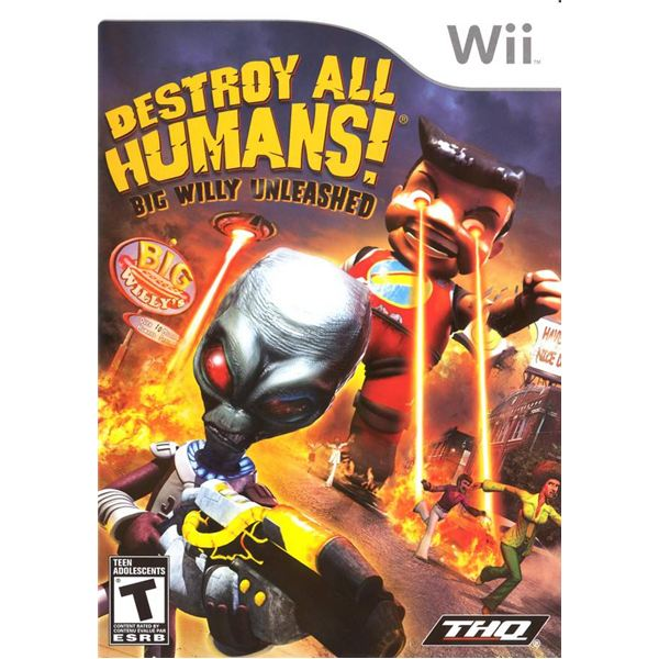 Destroy All Humans Cheats For Ps2