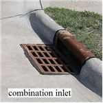 combination inlet