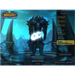 Possibly a troll death knight. We're not sure.