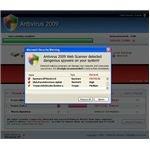 antivirus 2009 hijacker