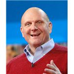 Steve Ballmer - a man of many facets