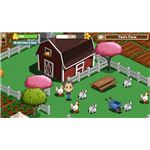 You can buy barns with Farmville cash or coins.
