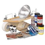Blick's Complete Photo Textile Screen Printing Kit