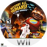 Destroy All Humans! Big Willy Unleashed (NTSC-U)