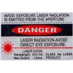Laser Warning Indication, Image