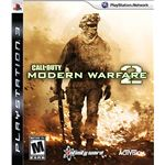 Call of Duty: Modern Warfare 2 PS3 cover