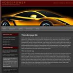 Horsepower by Just Dreamweaver