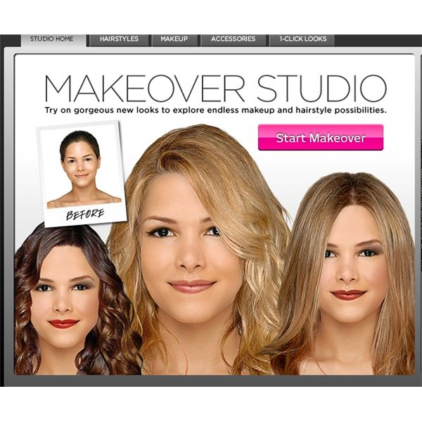 hair makeover names gallery
