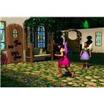 The Sims 3 fairy girls playing