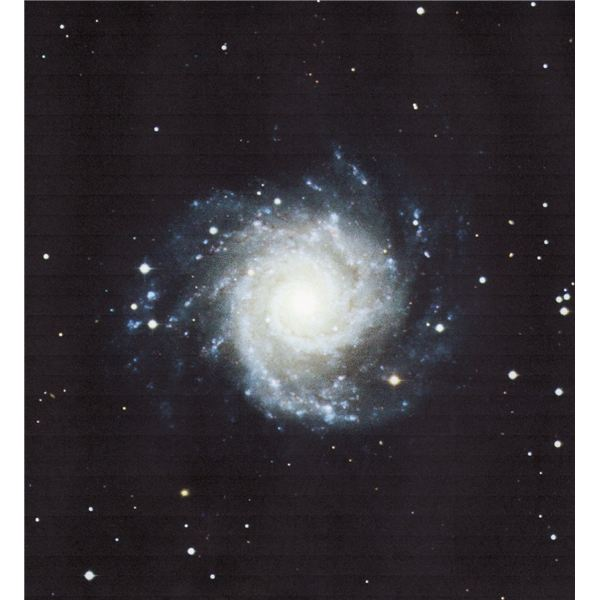 types of galaxies spiral - photo #40