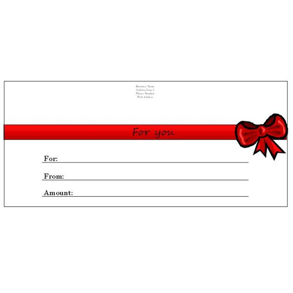 blank gift card template freeradioprovotk