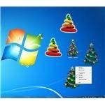 Christmas Decor as Desktop Wallpaper