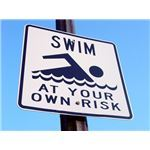 Swim at Your Own Risk Morgue File