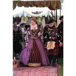 Queen Elisabeth 1 Ren-faire - copyright David Ball - Wikipedia Commons