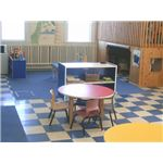 Preschool Classroom by VHCAP/Wikimedia Common (public domain)