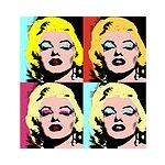 Warhol Marilyn Monroe Silk Screen