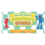 Elmo and Grover's Lemonade Stand