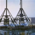 multicorer used by Marine Geologists