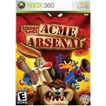 Looney Tunes ACne Arsenal Box Art