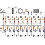 Bicycle Speedometer Circuit Diagram, Image