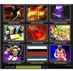 Gaia online layouts - layoutpro.com screenshot