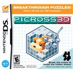 Picross 3D - One of the Best Nintendo DS Puzzle Games