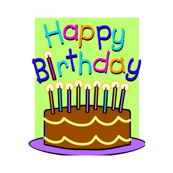 Happy Birthday  Free Birthday Templates For Word