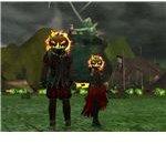 Guild Wars Costume Lunatic Court Finery