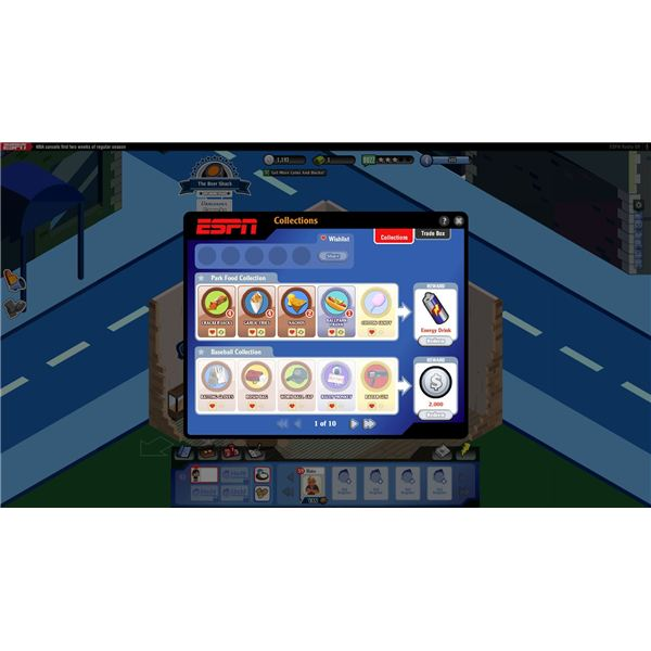 learn how to play espn sports bar and grill on facebook