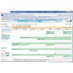 Google Calendar can be synced with a wide range of formats - but not Microsoft Works Calendar
