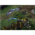 Starcraft 2 Void Ray - Void Rays in action against Terran Battlecruisers