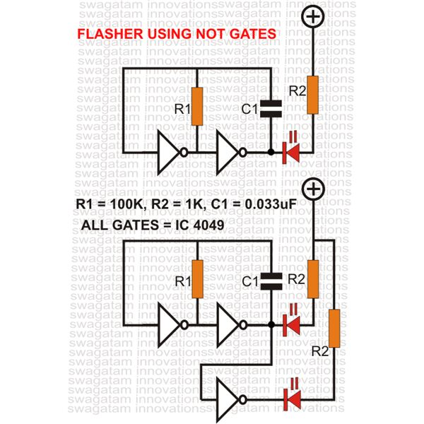 how digital logic gates function