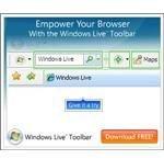 Windows Live Toolbar