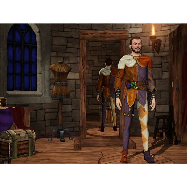 Sims medieval mods
