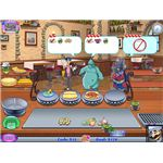Cake Mania Lights Camera Action screenshot