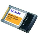 NETGEAR WN511B RangeMax Wireless-N Notebook Adapter