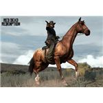 Red Dead Redemption John Marston and Stallion