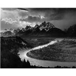 The Tetons and the Snake River (1942)